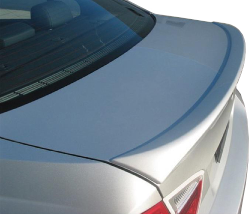 Bmw 354 Paint: 2006-2011 BMW 3 Series E90 Factory Style Rear Spoiler