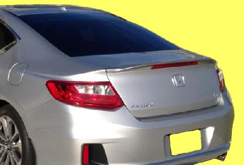 Red Wing Chevrolet >> 2013-2015 Honda Accord 2 Door Coupe Factory Style Rear Lip ...