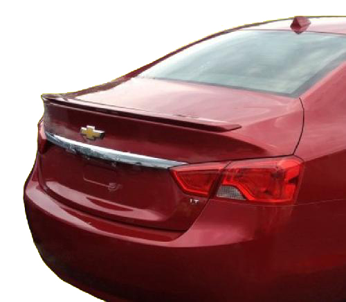 2014 2016 Chevrolet Impala Factory Style Rear Spoiler