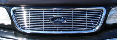 1999 - 2003 Ford F150 Chrome Grille Insert