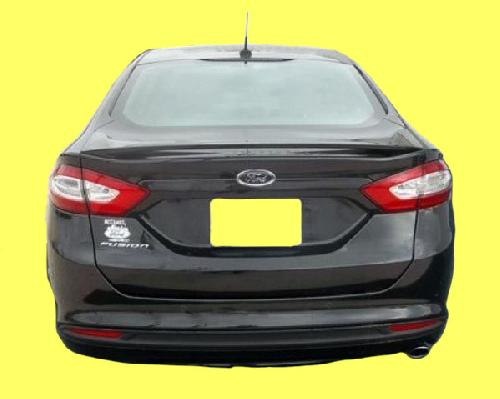 2013-2016 Ford Fusion Factory Style Rear Spoiler