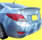 Accent Rear Spoilers