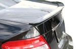 Mercedes Benz Rear Spoilers